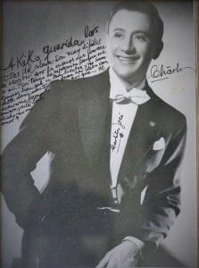 Charlo. Argentine music at Escuela de Tango de Buenos Aires.