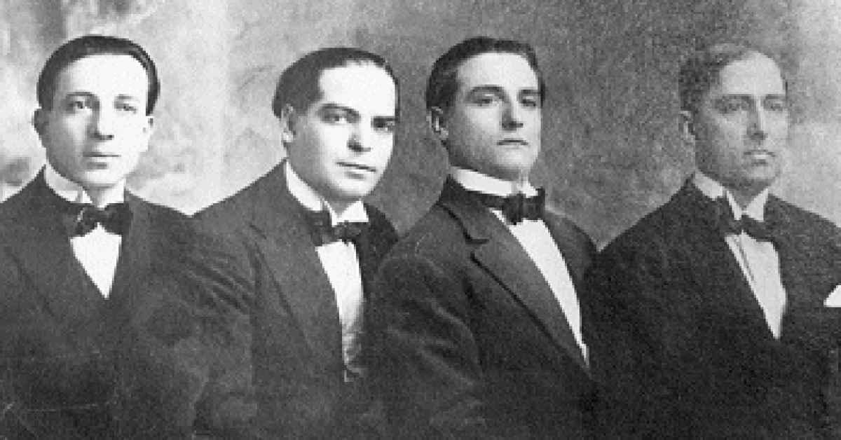Cuarteto Eduardo Arolas, Argentine Tango music and history.