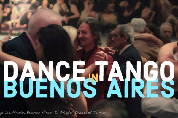 Dance Argentine Tango in Buenos Aires with Marcelo Solis
