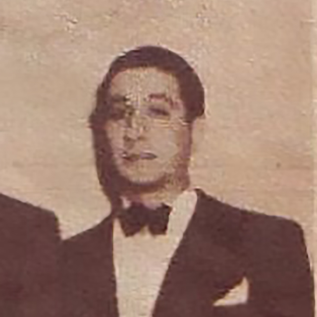 Daniel López Barreto, Argentine Tango pianist, composer, musicologist and lecturer.