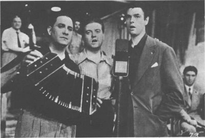 Domingo Federico. Argentine music at Escuela de Tango de Buenos Aires.
