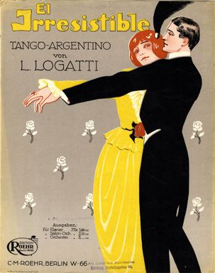 El irresistible. Argentine music at Escuela de Tango de Buenos Aires.