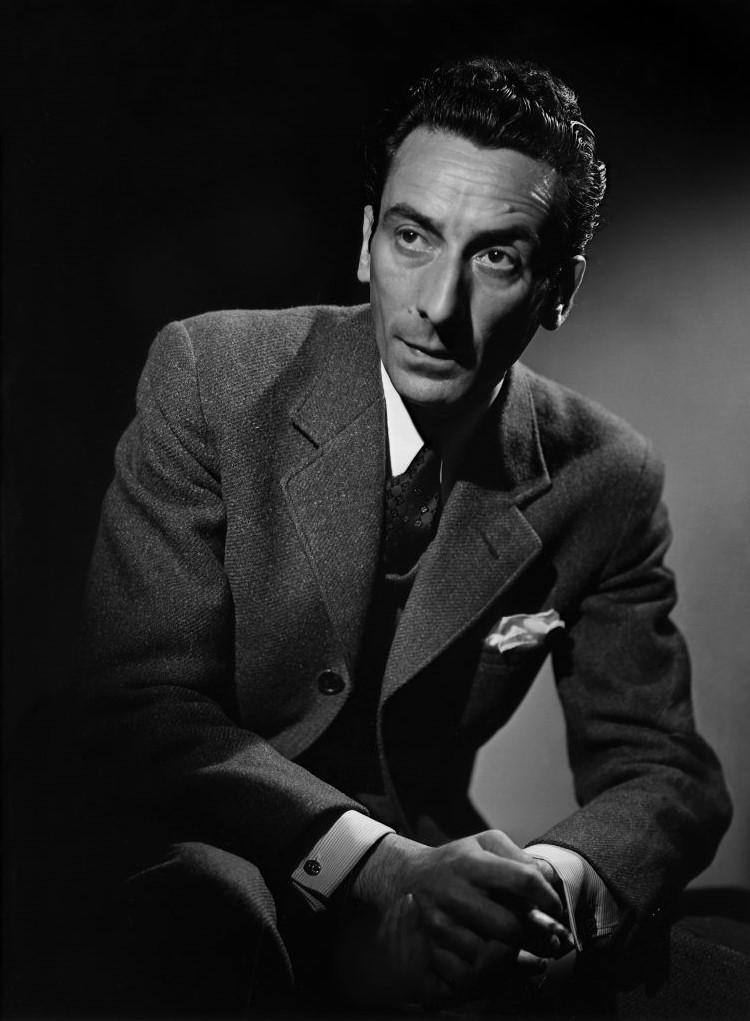 Enrique Santos Discépolo, Argentine Tango composer and author.