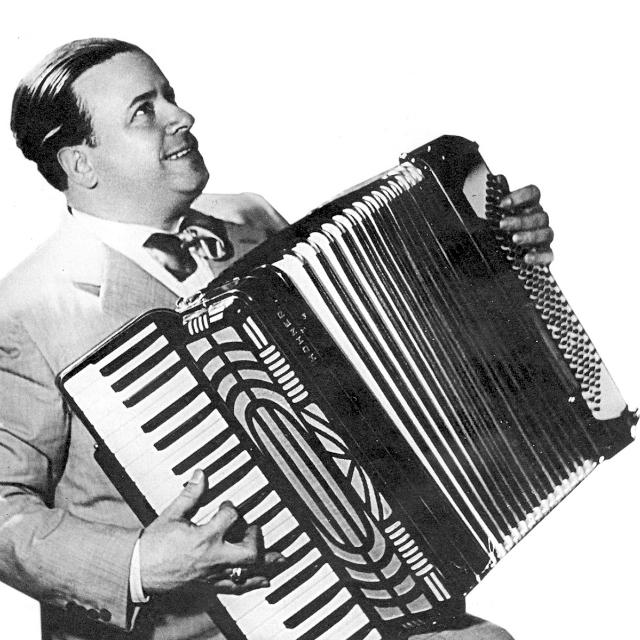 Feliciano Brunelli, Argentine Tango musician, leader and composer.