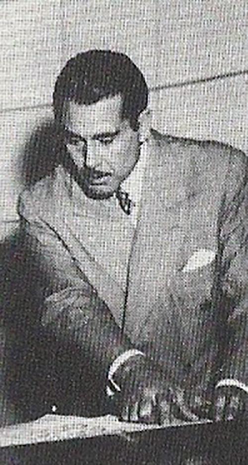 Héctor María Artola, Argentine Tango musician.