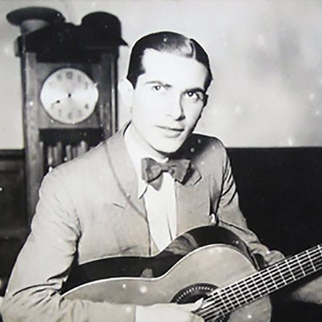 Héctor Palacios, Argentine Tango singer and composer.
