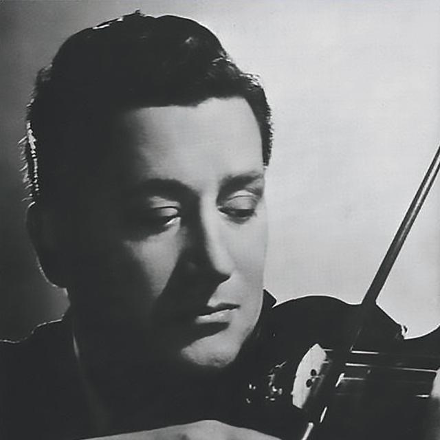 Hugo Baralis, Argentine Tango violinist, leader and arranger.