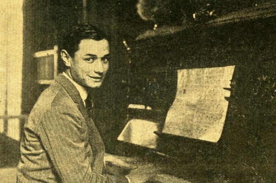 José Gonzalez Castillo, author of tangos