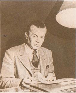 José Maria Contursi. Argentine music at Escuela de Tango de Buenos Aires.