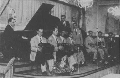 Lucio Demare. Argentine music at Escuela de Tango de Buenos Aires.