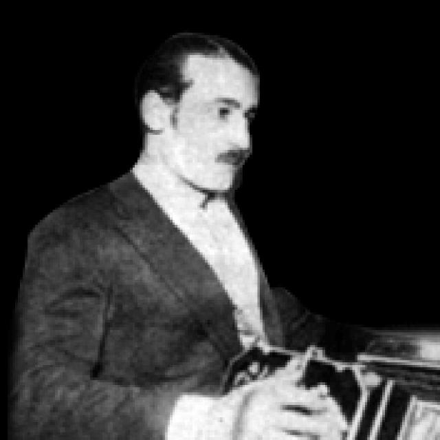 Luis Moresco, Argentine Tango musician and composer.