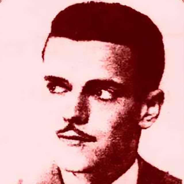 Mario Soto, Argentine Tango lyricist, commentator and actor.