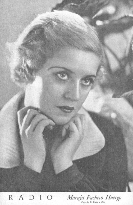 Maruja Pacheco Huergo, Argentine Tango lyricists and composer.