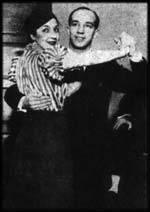 Miguel Bucino. Escuela de Tango de Buenos Aires. Argentine music.