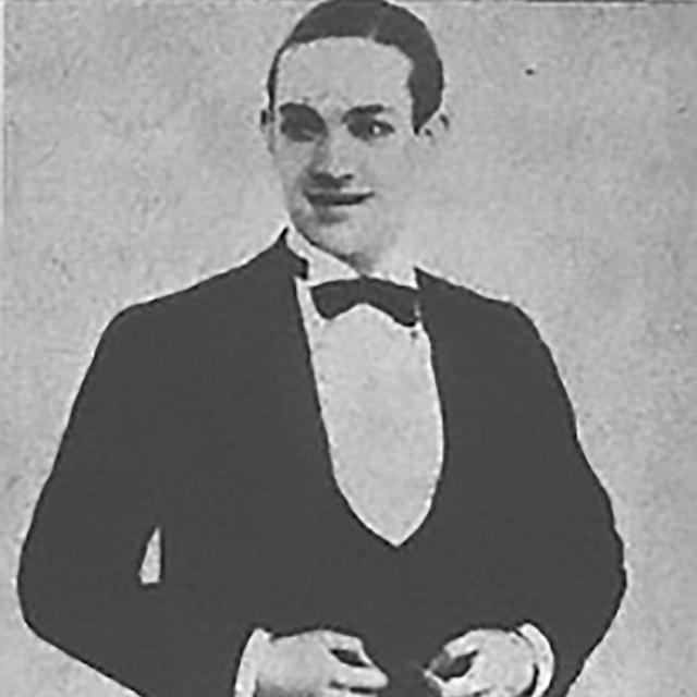 Miguel Nijenshon, Argentine Tango musician and composer.