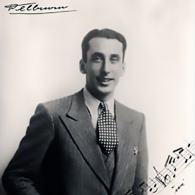 Ramón Collazo, Argentine Tango musician and composer.