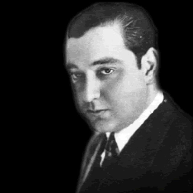 Roberto Díaz, Argentine Tango singer and composer.