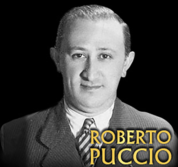 Roberto Puccio, Argentine Tango guitarist and lyricist.