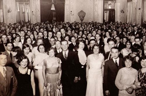 Rodriguez Peña. History of Tango.