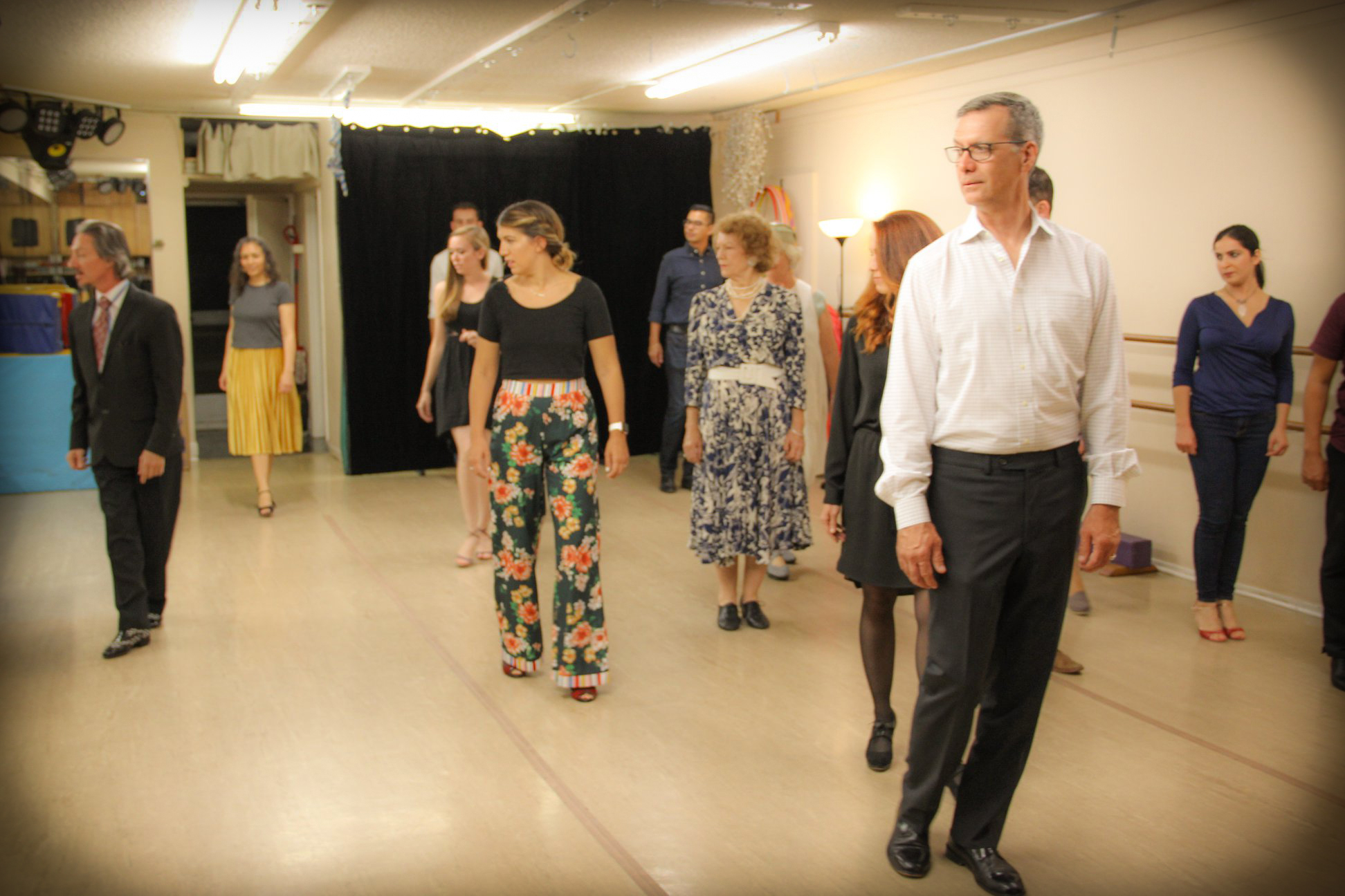 Learn to dance Argentine Tango at Escuela de Tango de Buenos Aires.