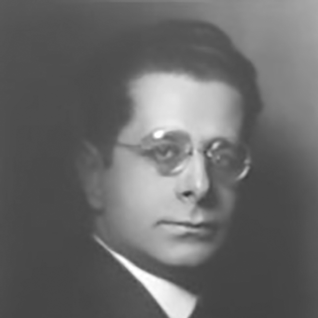 Wilhelm Grosz, Austrian musician and composer.