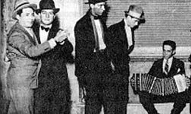 Fernando Montoni. Argentine music. Escuela de Tango de Buenos Aires.