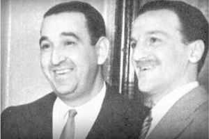 Ricardo Tanturi y Enrique Campos. Argentine music at Escuela de Tango de Buenos Aires.