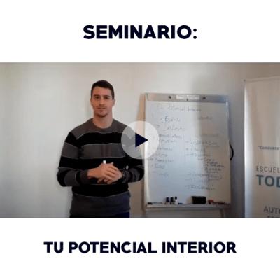 Seminario: Tu potencial interior