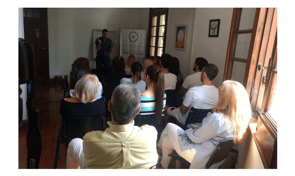 Seminario: Boda entre la Medicina y la Espiritualidad