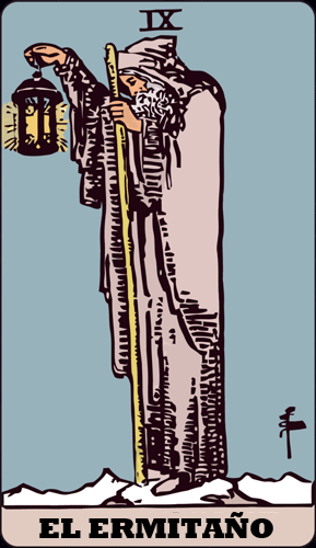 INFORME SEMANAL DE TAROT – 14/12: EL ERMITAÑO
