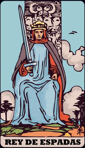 INFORME SEMANAL DE TAROT – 9/11: Rey de Espadas
