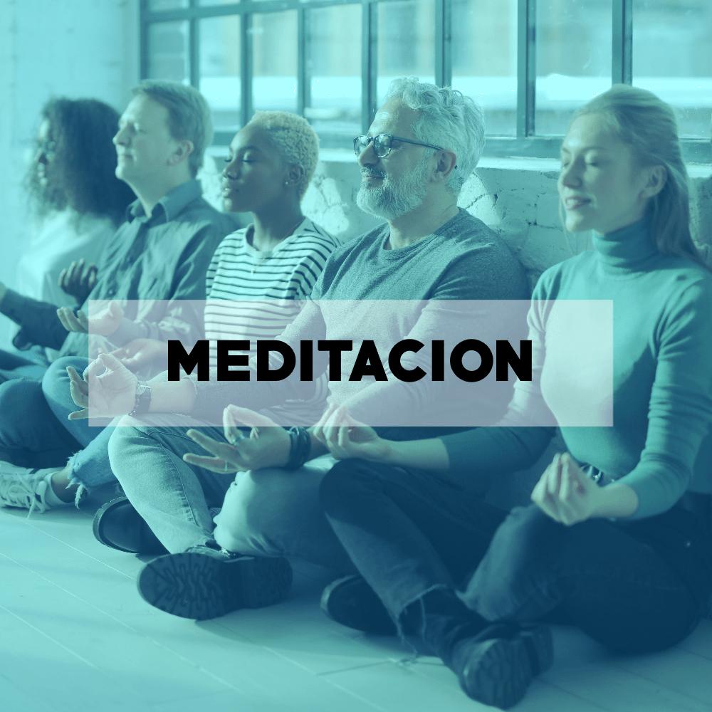 Meditación - Consultoria empresarial - Todo Es Uno