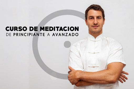 curso meditación principiante avanzado