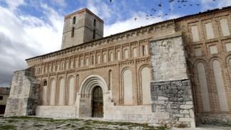 La iglesia de San Andrés será una de las que se podrán visitar en Cuéllar.