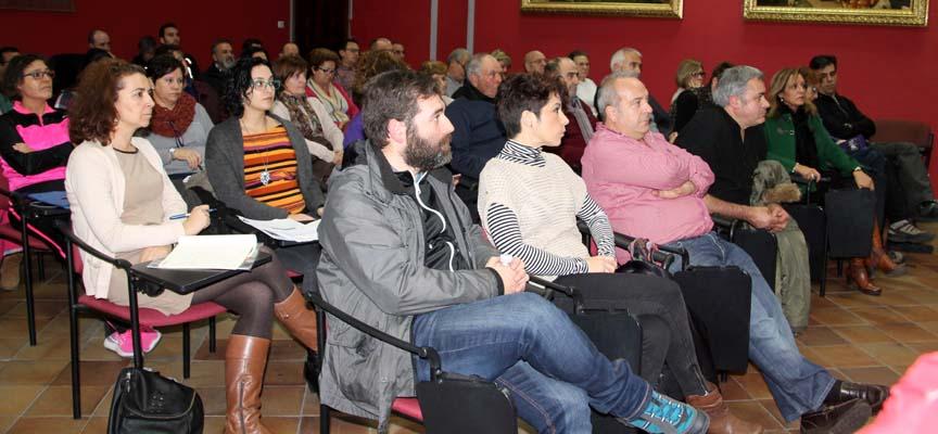 El encuentro contó con una importante representación de las asociaciones del municipio.