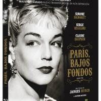 Cine en casa: París, bajos fondos (Casque d'or, 1952). A contracorriente films.
