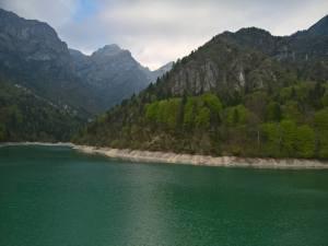Lago alla Stua in Val Canzoi