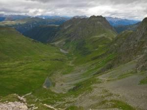 Si vede la parte Austriaca