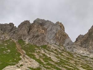 Le Creste Della Pitturina viste dal Vanbariutu