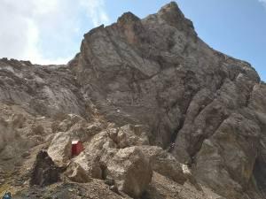 Bivacco M. Dal Bianco (2750 m)