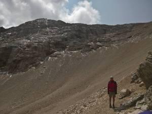 Ghiaione De Zimon De Ombreta (3011m)