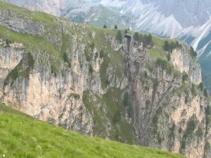 Arco naturale di Puent de Stevia