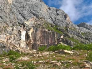 Cava di marmo sul Peralba
