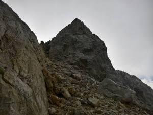 Cuspide Orientale del Monte Peralba
