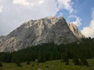 Monte Peralba dalla Valle Sesis
