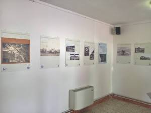 Mostra fotografica Arturo Dell' Oro all' Aero Club di Belluno