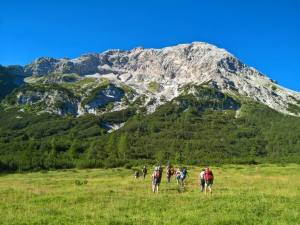 Attraversiamo la Val De Pramperet