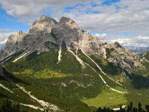 Cime Di Pramperet sopra la Val Pramperet