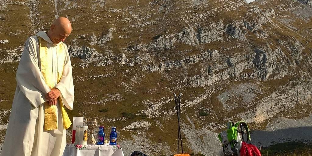 """Cima Delle Vacche (2058 m) con """"Chies e le sue montagne"""""""