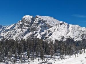 Lastia Di Framont(2294m), Mont Alt(2181m), e Corno (2186m)